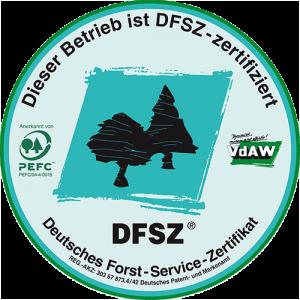 DFSZ-Zertifikat